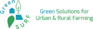 Logo Green solutions for urban rural farming
